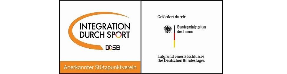 Anerkannter Stützpunktverein / Integration durch Sport