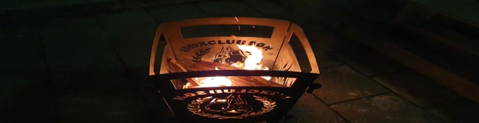 Boxen - auch mal wie Feuer und Flamme sein